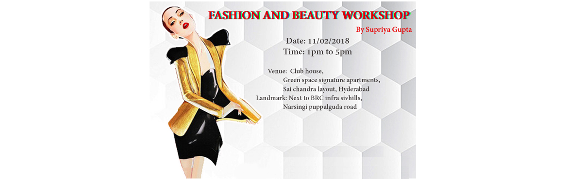 Fashion And Beauty Workshop