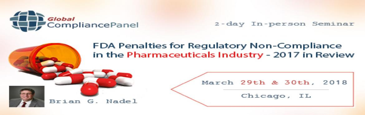 Book Online Tickets for FDA Guidelines for Pharmaceutical Indust, Des Plaine.   Course \