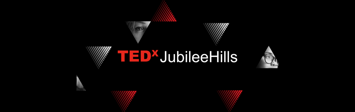 Book Online Tickets for TEDx Jubilee Hills 2018, Hyderabad. What is TEDx?  The TEDx Program is designed to help communities, organizations, and individuals to spark conversation and connection through local TED-like experiences. At TEDx events, a screening of TED Talks videos — or a combination of