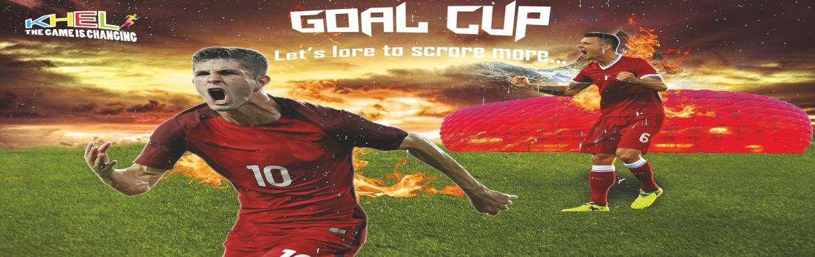 Book Online Tickets for GoalCup, Mumbai.  1) 6-a-side Tournament(Maximum 3 Rolling Substitute) 2) All team have to report on time. Teams which are late will be Disqualified and eventually will be out of tournament 3) Refrees & Organizing Commitees decision will be last decision. 4