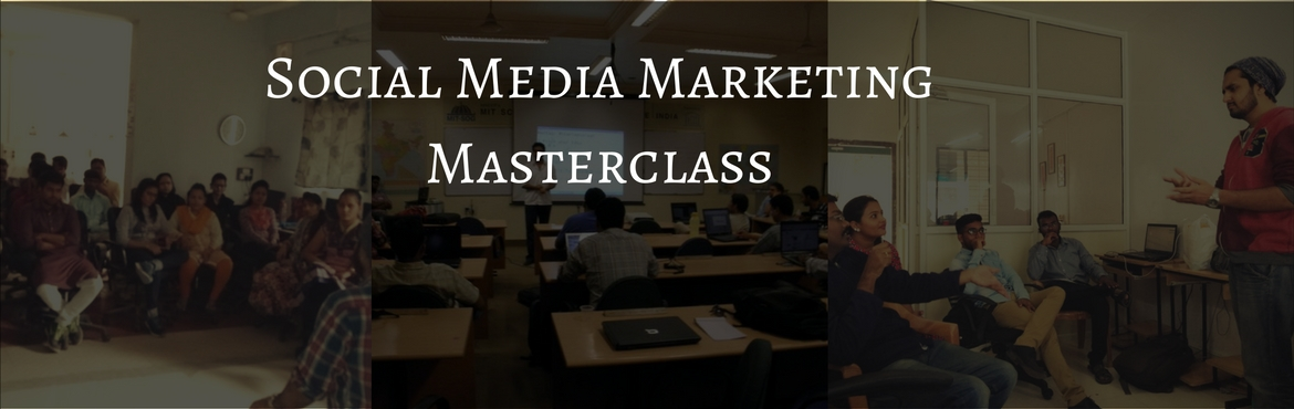 Social Media Marketing Masterclass (2 Days workshop)