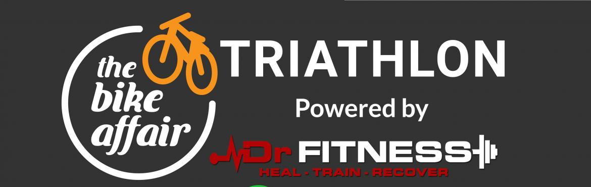 Book Online Tickets for The Bike Affair Triathlon - Powered by D, Hyderabad. A Triathlon is a multi-sport event comprising 3 sports - Swimming, Cycling & Running. This event is being organized. This is organized by The Bike Affair and Dr Fitness to promote the sport of Triathlon. Date: 4th March 2018 Venue: Seasons Swimmi