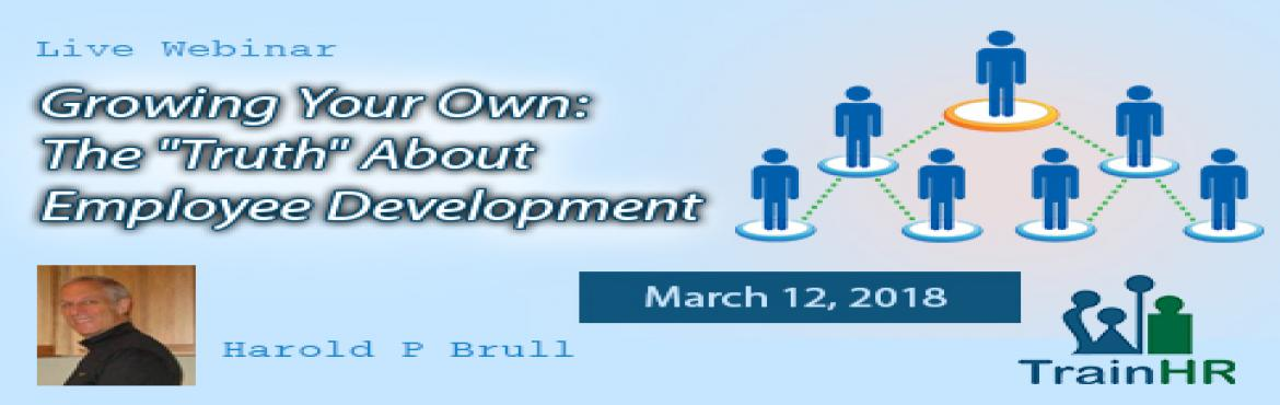 Book Online Tickets for Employee Development Program, Fremont.   This Course is approved by HRCI and SHRM Recertification Provider.  Overview:   Organizational success hinges upon the capabilities of its employees. This, in turn, requires a work force that is gaining proficiency and successfully adapting an