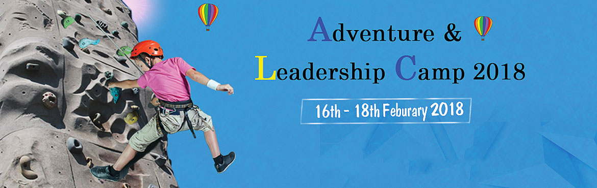 "Book Online Tickets for Adventure and Leadership Camp 2018, Bengaluru.   ""Leadership is one of those things that\'s often awfully hard to define but you know when you see it, and you definitely know when it\'s missing"".  Oakridge International School, once again brings you the ""Adventure &amp"
