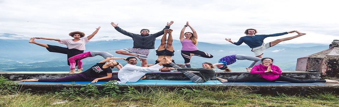 200 Hour Yoga Teacher training in Nepal April