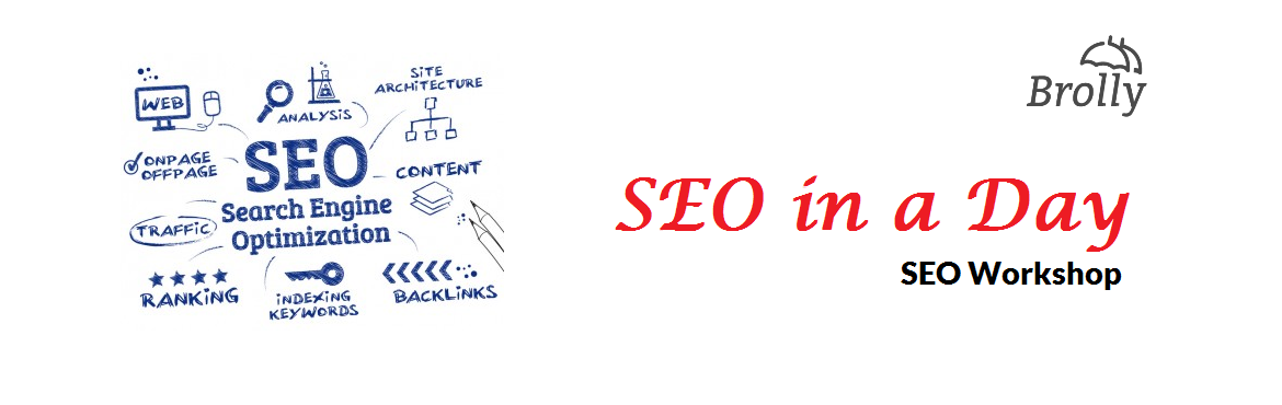 Book Online Tickets for SEO in a day, Hyderabad.          Learning SEO is highly essential in this digital Marketing Age. We need to understand how Search Engines like Google works and ranks tons of pages in seconds. In our SEO in a Day workshop, we will give you a very good idea and make you
