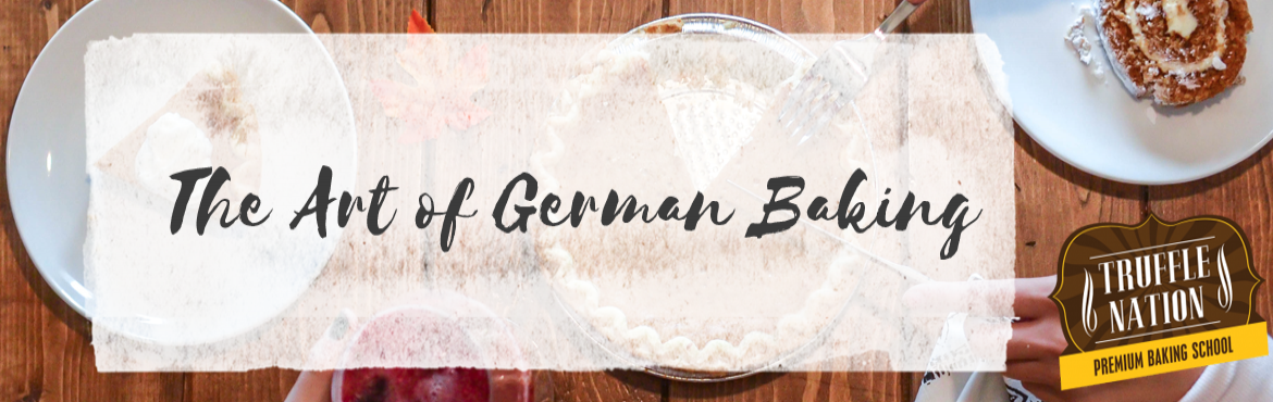 Book Online Tickets for The Art of German Baking - Workshop by T, New Delhi.   With our personalised hands-on german baking workshop, you\'ll learn the fundamentals of german baking. From German Semolina Pudding to Bee Sting Cake, you\'ll get to experience the art of baking some german delicacies!   What You'l
