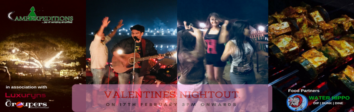 Book Online Tickets for Night Out with Loved Ones, Pune.   Ever felt like leaving it all and running away to a quiet place? How about a Quickie Road Trip not so far from Mumbai & Pune? Away from the traffic snarls, away from the pollution, along with family & friends, listening to some soothin