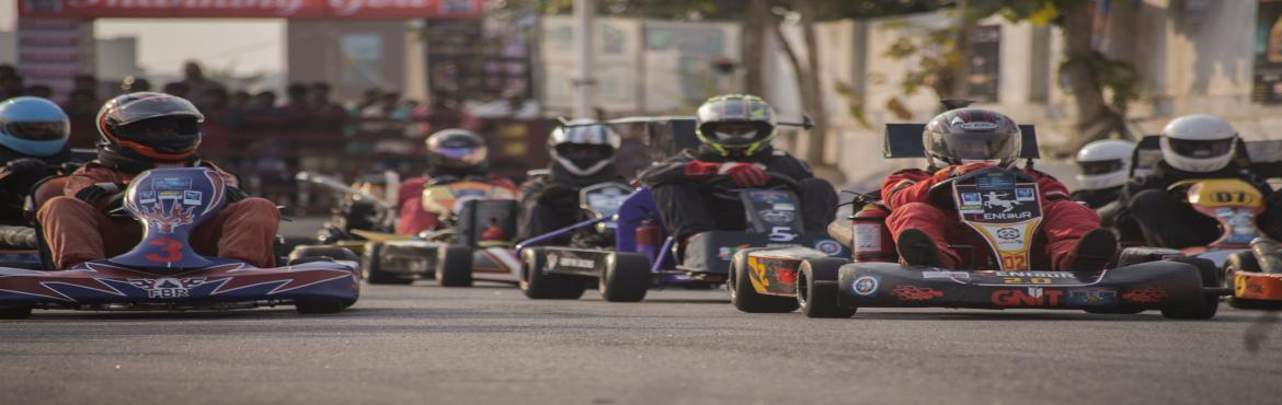 "Book Online Tickets for Students Kart Design Challenge 2K18, Hyderabad. About ""Students Kart Design Challenge"" \"