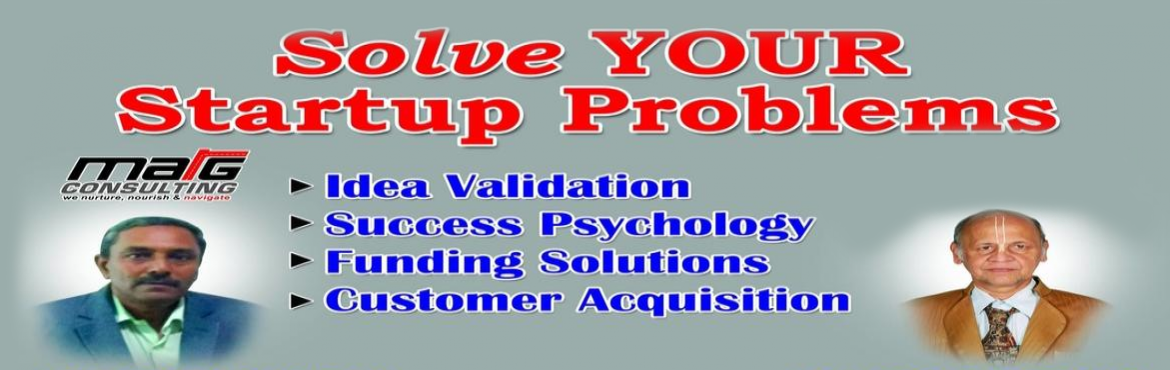 Book Online Tickets for Solve YOUR Startup Problems, Chennai.       If your answer is YES to any or all of above questions, then find out how you can Benefit from our Power-packed and Practical Workshop for Startup Problems & Solutions. Solve YOUR Startup Problems program