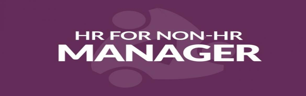 HR for Non-HR Managers