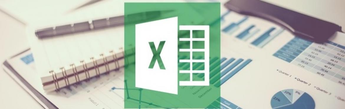Book Online Tickets for Financial Analysis Using Excel, Mumbai. Description: Financial Analysis is crucial for taking investment decisions that can have a huge financial impact on companies. By attending this seminar, you will be able to effectively prepare and build financial models that cater to different types