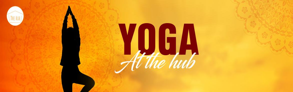 Yoga At The Hub