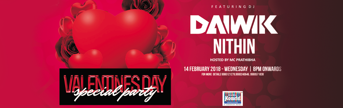 Book Online Tickets for Valentines Day Special @ The Farm House , Bengaluru.  Hey...!  Please go live today   it\'sValentine\'s day Special @ The Farm House Bar N Grill  A perfect venue to celebrate with your Valentine along with Candle light dinner. Wine to make a t