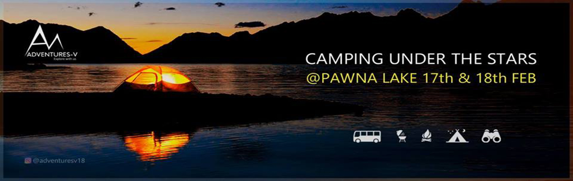 Camping under the stars at Pawna Lake, Lonavala