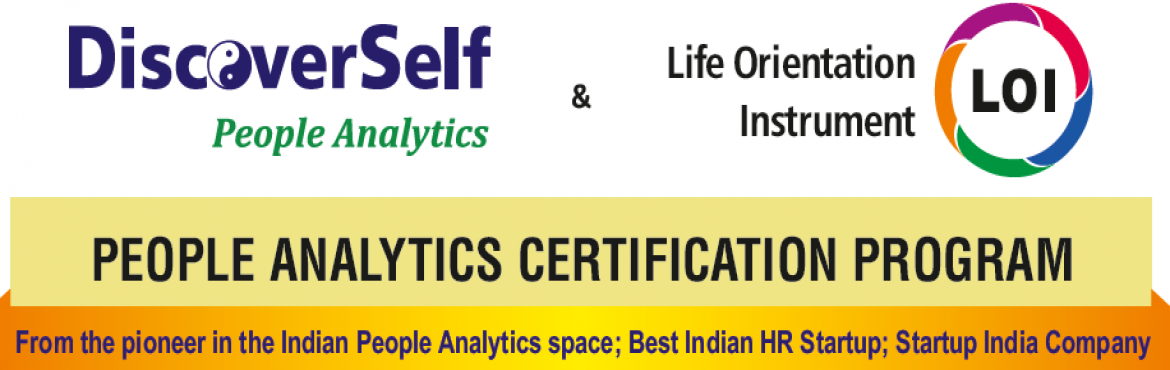 People Analytics Certification for HR and OD Professionals