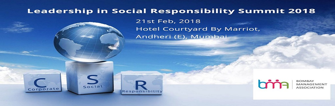 Leadership in Social Responsibility Summit