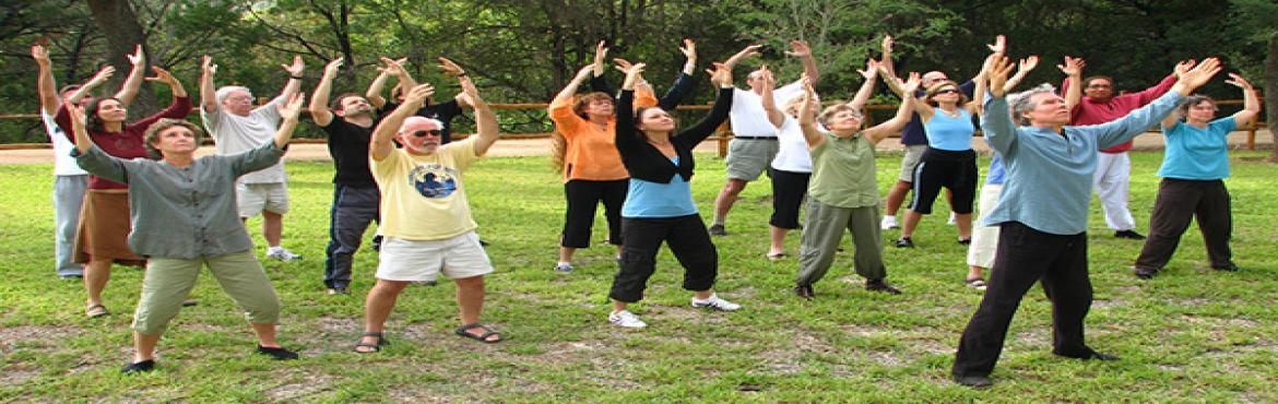 Tai Chi Easy Foundation Level workshop - Bengaluru - March 4th, 2018