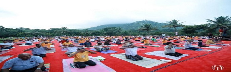 Himalayan Yoga Retreat in India