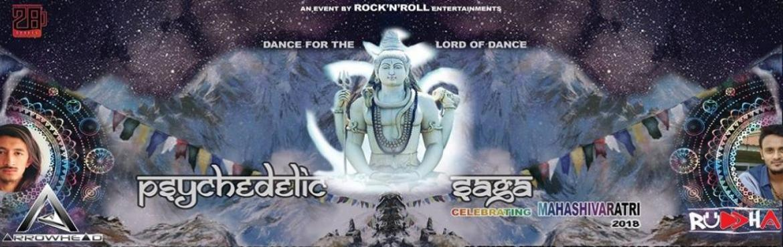 Book Online Tickets for Maha Shivaratri Psy Night Live with Dj A, Bengaluru.  LETS CELEBRATE MAHA SHIVARATRI NIGHT WITH SOME PSYCHEDELIC MUSIC LIVE WITH DJ ARROWHEAD (MUMBAI) & DJ RUDDHA ( BANGALORE )