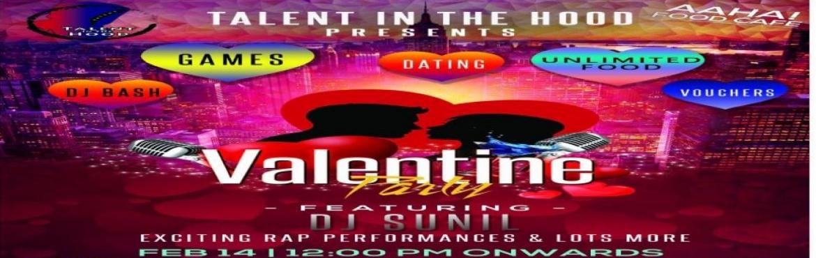 Book Online Tickets for Valentine Talent Bash, Jaipur.   This valentin lets meet and celebrate together with the essence of some scintilating performances by local talent of Jaipur.