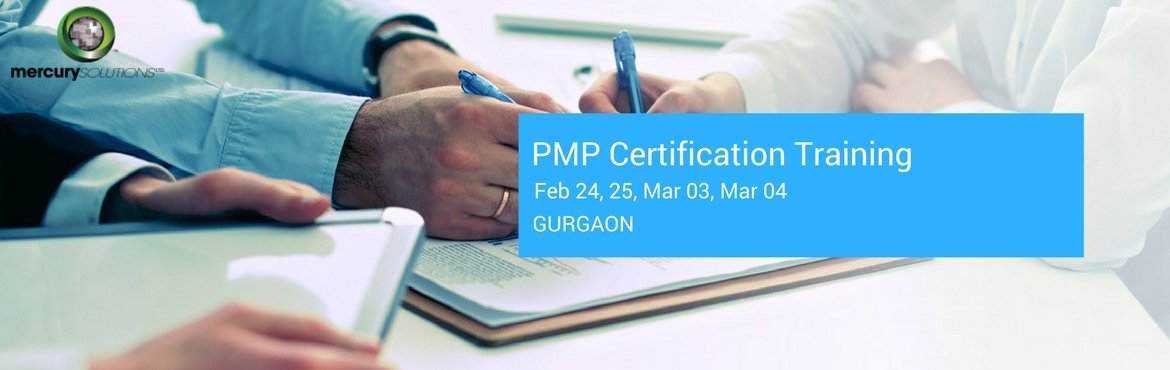 PMP-Project Management Professional Training Course in Gurgaon