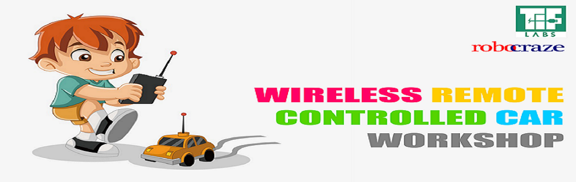 WIRELESS REMOTE CONTROLLED CAR