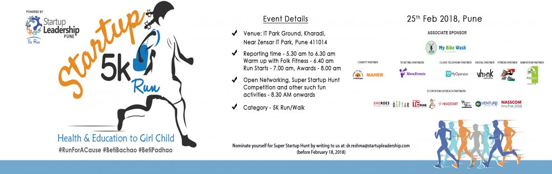 SLP 5k Run/ Walk- Pune