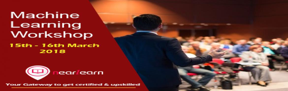 Machine learning training workshops in pune