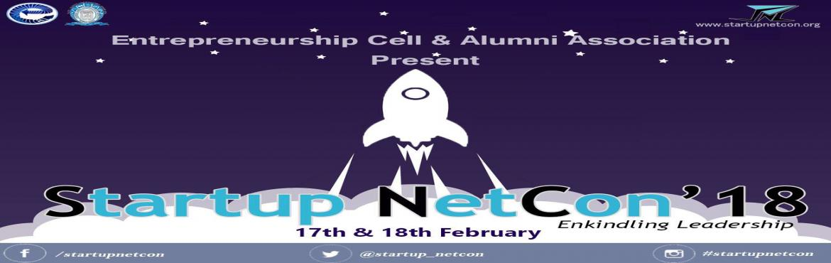 Book Online Tickets for Startup Netcon-18, Mumbai.   SNC Startup Networking Conference (SNC), the annual flagship entrepreneurial summit of VJTI, organised by E-Cell, is a National Level Event to be held at VJTI Campus, Mumbai on17th & 18th of February, 2018where Startups, Mento