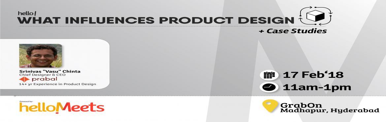 Product Design Workshop-Hyderabad
