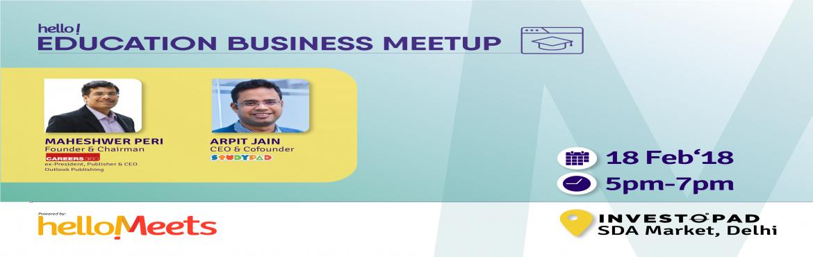 Education Business Meetup
