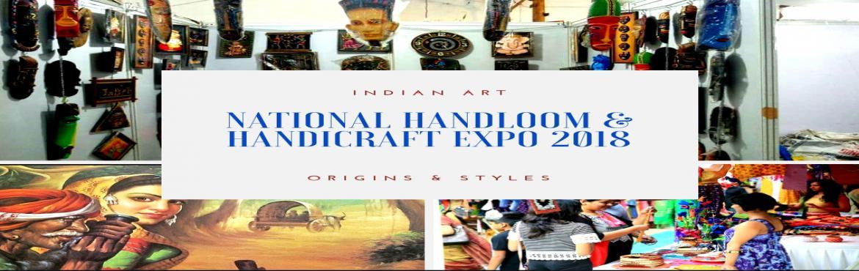 National Handloom and Handicrafts Expo 2018