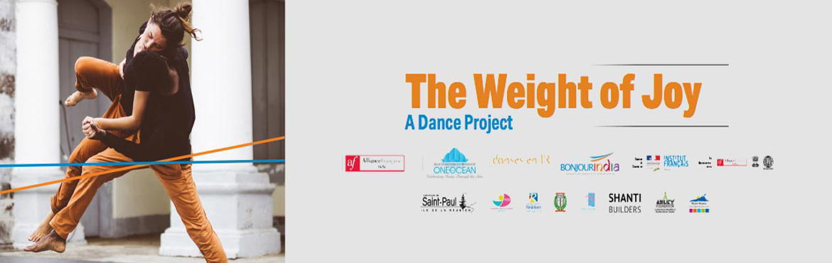 Book Online Tickets for Weight of Joy - by Eric Languet, Hyderabad. WEIGHT OF JOY  Friday, February 23 at Shilpakala Vedika, 7:30pm Free and open to adults above 18    The Weight of Joy is a dance project tackling the notion of handicap and social innovation. Through French choreographer Eric Languet&r