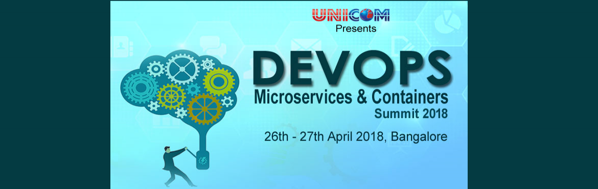 Book Online Tickets for DevOps MicroServices Containers Summit 2, Bengaluru. DevOps now is in its seventh /eighth year of practice but the old architecture is no longer able to support the speed of delivery and so needs the additional help of Microservices for incremental change. Microservices architecture helps to deliver ea
