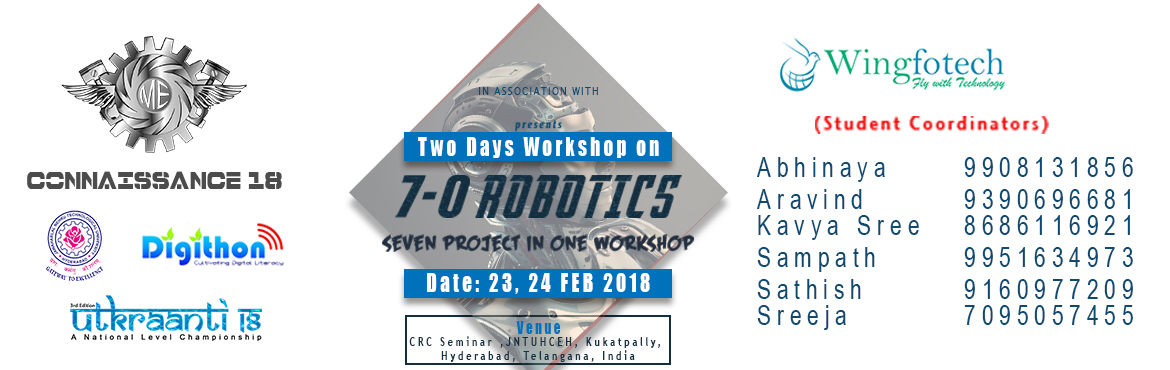 7 IN 1 ROBOTICS WORKSHOP