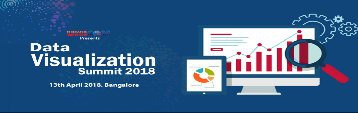 Book Online Tickets for Data Visualization Summit 2018 - Bangalo, Bengaluru. The Data Visualisation Summit 2018 is a one-day, single-track event on April 13th at Bangalore, focused exclusively contextualized to explore Visualisation tools and tips. Bringing together data enthusiasts who will help you rethink your data imagery