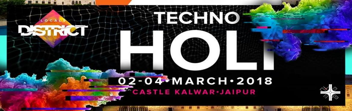 Book Online Tickets for Techno Music Festival, Kalwara. Rajasthan, India is set to witness the First Edition of \