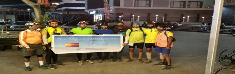 Long Distance Cycling : Cycling To Nighoj Potholes