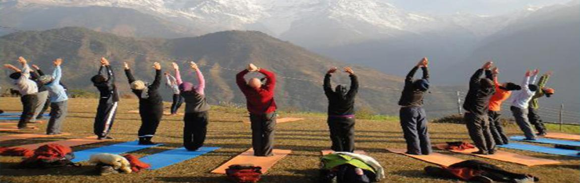 Book Online Tickets for Yoga Teacher Training in Nepal, Naddi. Ekam Yogashala\'s Yoga Teacher Training in Nepal is the first step towards life changing route, where in the laps of the Annapurna ranges you would get a new lease of life. You would be trained in all forms of yoga including the different f