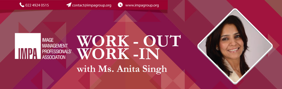 Book Online Tickets for Work out Work in, Surat. About Anita SInghReebok Certified Trainer  Anita has been a fitness professional since last 12 years. She has done her Reebok Certification from Reebok India Alliance, and is presently pursuing for ACSM (American College of Sports Medicine). Sh