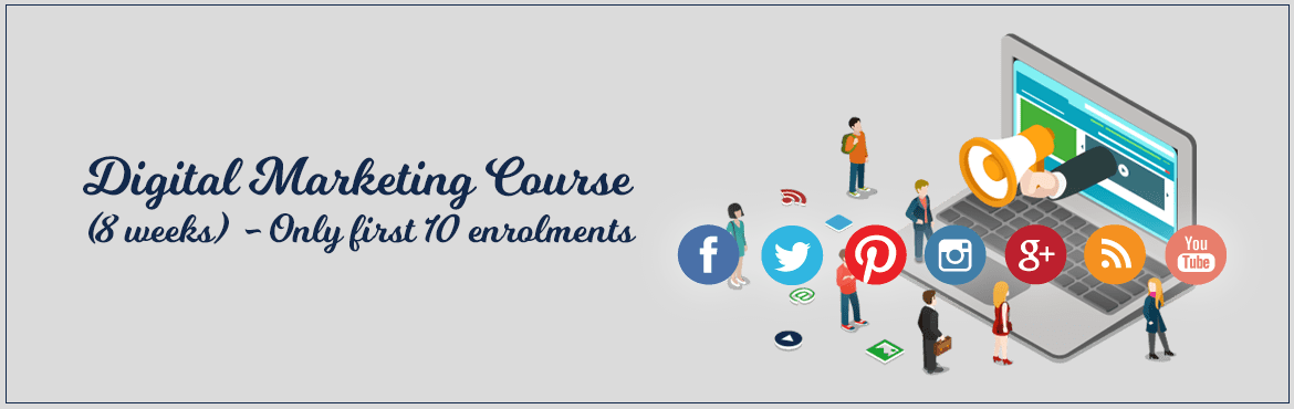 Book Online Tickets for Digital Marketing Course (8 weeks) - Onl, Mumbai.  Growth Spree after providing jobs, career and business growth to over 100 clients in the past 4 months in Ahmedabad are now coming to Mumbai.  Growth Spree is an initiative by two individuals - Ishan Manchanda, an MBA graduate from Narse