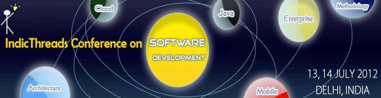 IndicThreads Software Development Conference (Delhi 2012)