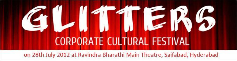 GLITTERS-Corporate Cultural Festival 2012