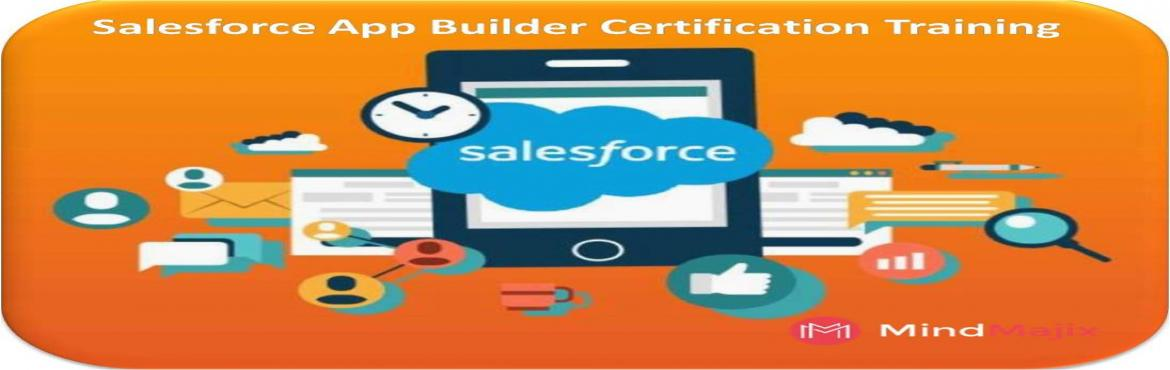 Book Online Tickets for Learn Salesforce App Builder Training by, New York. Salesforce is a Customer relationship Management Tool which has been designed for customization at each and every single level. For providing these services in an app dominated era, Salesforce has a separate group of developers who help their clients