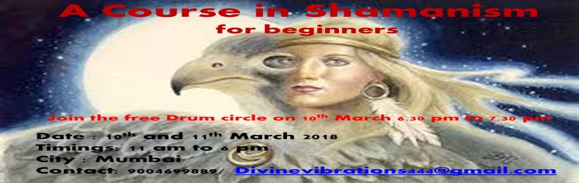 A course in Shamanism for beginners