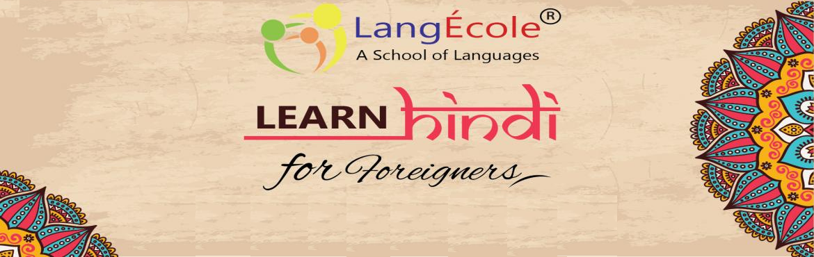Book Online Tickets for Hindi Lessons for Foreigners / Expats in, New Delhi. Namasté! If you are an Expat, a Tourist or a non-Hindi speaker in New Delhi or NCR, and want to understand the language and local culture, you must learn Functional Hindi language. At our New Delhi centre, we are starting a new int