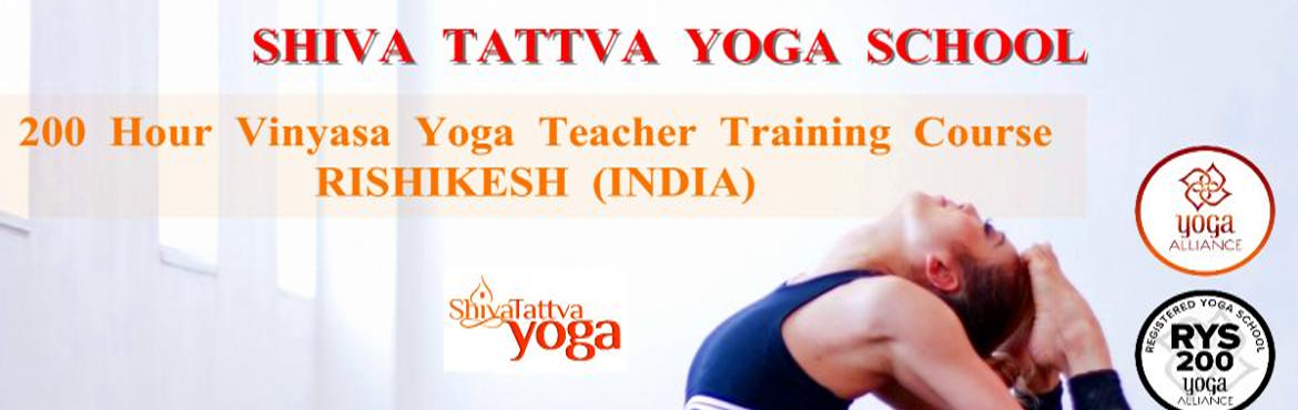Book Online Tickets for 200 Hour Vinyasa Yoga Teacher Training C, Rishikesh.  Vinyasa Yoga Teacher Training Course in Rishikesh, India.  We are offering, 200 hours yoga teacher training course in Rishikesh- India.  200 hours(4 Weeks) Vinyasa, Hatha & Ashtanga Yoga Teacher training certificate course is bein