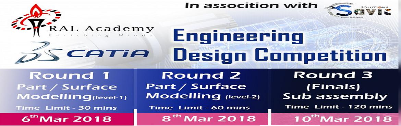 Book Online Tickets for CATIA Engineering Design Competation, Bengaluru.