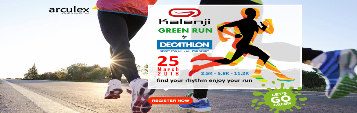 Book Online Tickets for KALENJI SPORT RUN BY DECATHLON (PERUNGUD, Chennai.   Kalenji Sport Run is presented by DECATHLON (Perungudi) an exclusive one stop shop with almost 50 Sports under one roof.       Decathlon\'s vision is \